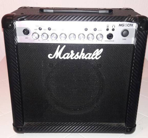 guitarra electrica marshall