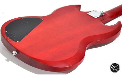 guitarra electrica modelo sg special 600 cherry