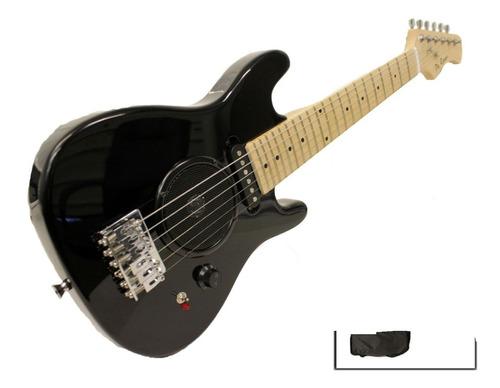 guitarra eléctrica para niño amplificador incorporado jayma