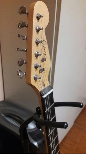 guitarra eléctrica parquer, tipo stratocaster