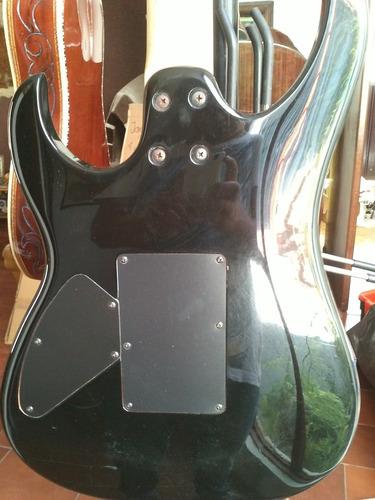 guitarra eléctrica raven