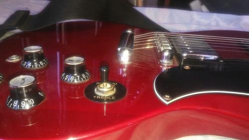 guitarra electrica sg