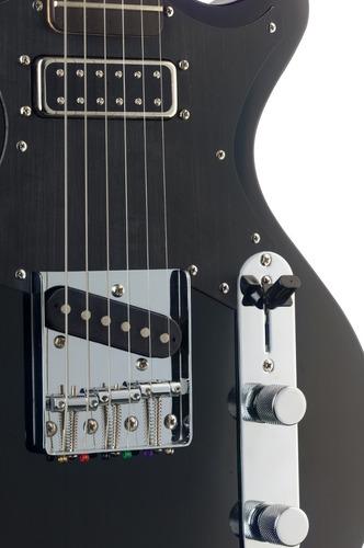 guitarra eléctrica silveray custom stagg svycstbk