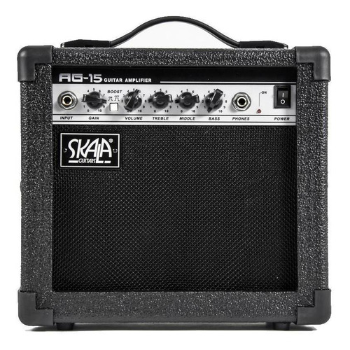 guitarra electrica skala edicion especial uk - s002
