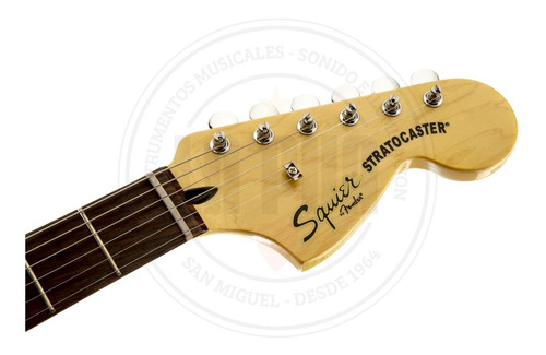 guitarra electrica squier vintage modified stratocaster hss