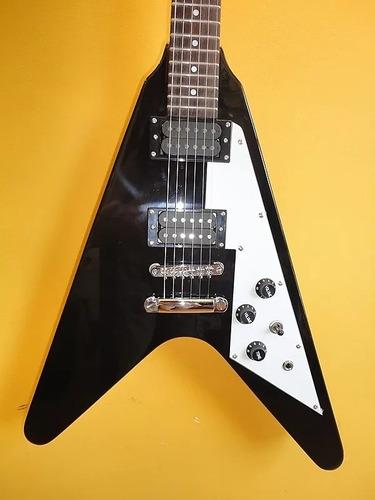 guitarra electrica stagg f300 bk rock