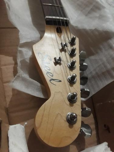 guitarra electrica steel