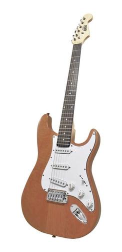 guitarra eléctrica strato onas dw + marshall + acc + cuotas