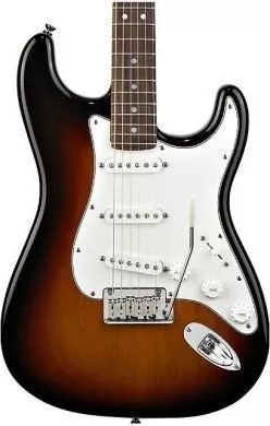 guitarra eléctrica stratocaster + envio a domicilio!