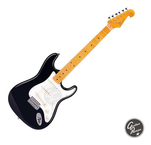 guitarra electrica sx rock +funda + correa + pua + envi