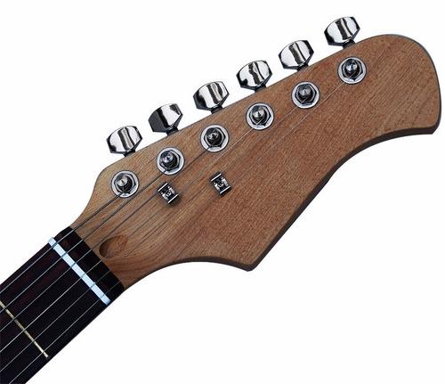 guitarra electrica tipo stratocaster modelos de lujo vip