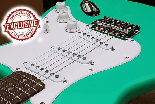 guitarra electrica tipo stratocaster modelos version v.i.p