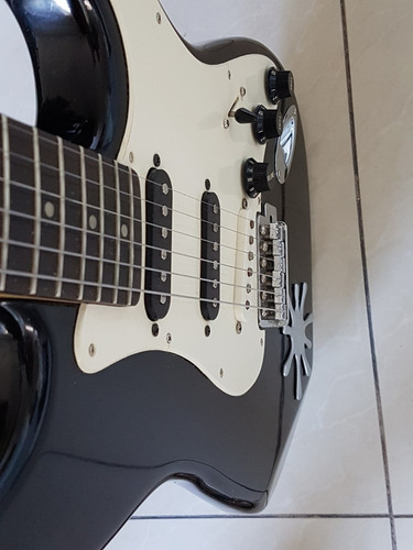 guitarra electrica us nashville ideal practicar/ensayar+accs