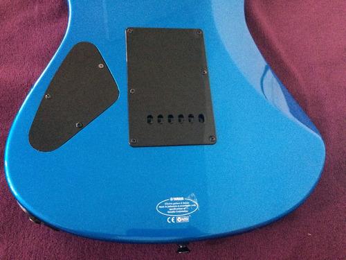 guitarra eléctrica yamaha