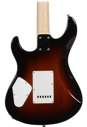 guitarra electrica yamaha pac112j pacifica sunb