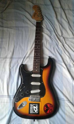 guitarra electrica zurda fender oferta!!