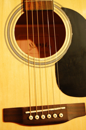 guitarra eléctro acústica