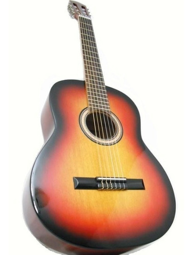 guitarra electro acustica criolla funda pua garantia colores