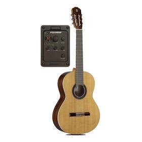 Guitarra Electroacustica Alhambra  1c E1