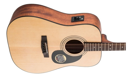 guitarra electroacustica cort ad810 e op nuevas con garantia
