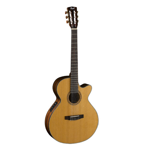 guitarra electroacústica cort clasica cec7
