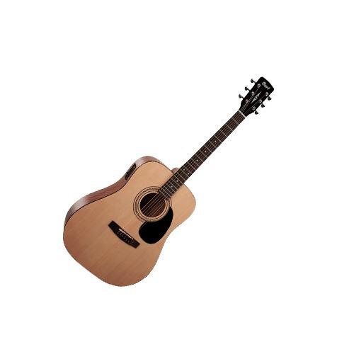 guitarra electroacústica cort natural poroso ad810e op