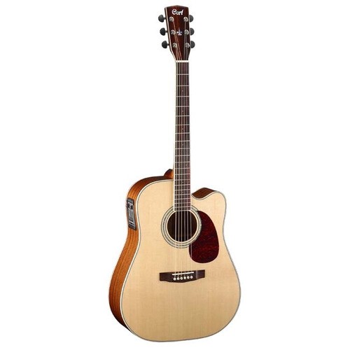 guitarra electroacustica cort profesional mr730fx mr 730