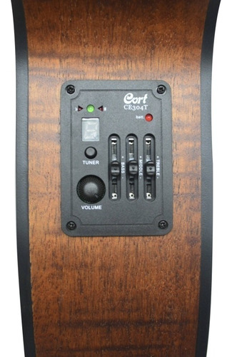 guitarra electroacústica cort sfx nuevas caja sellada..