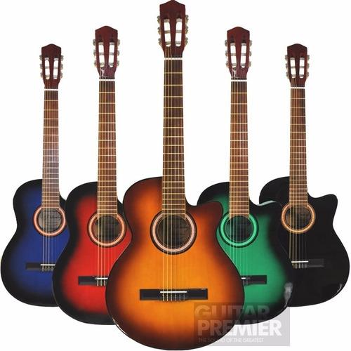 guitarra electroacustica cuerdas