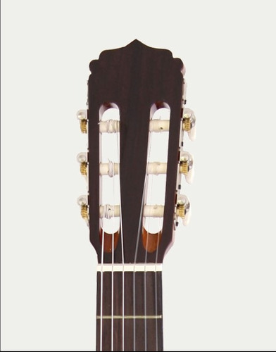 guitarra electroacustica cuerdas nylon aria ak30ce