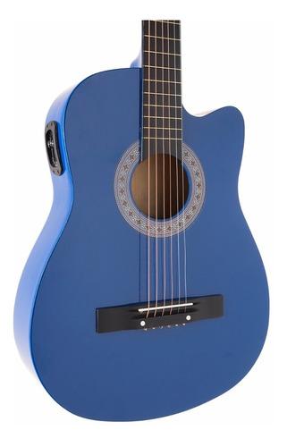 guitarra electroacustica epic + bolso despacho gratis