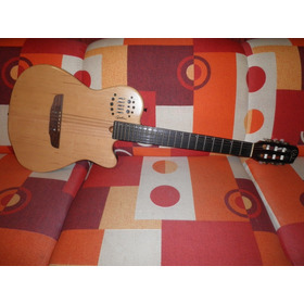 Guitarra Electroacustica Godin Multiac Acs Sa