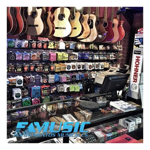 guitarra electroacustica gracia modelo 300tvd t/apx tono y v