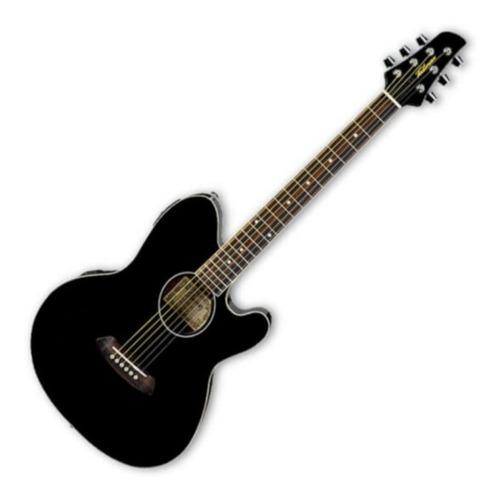 guitarra electroacustica ibanez tcy10-bk