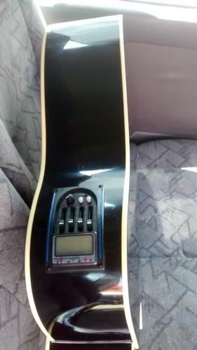 guitarra electroacustica mccartney bfg-4117c-eq4-nt