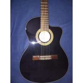 Guitarra Electroacustica Modelo Ga5tece-bk