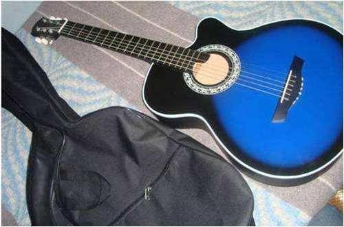 guitarra electroacústica nacional,envío a domicilio gratis!!