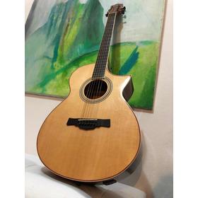 Guitarra Electroacústica Parquer Corte Natural Gac309rbec