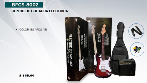 guitarra electroacústica sakura varios colores mas karaoke