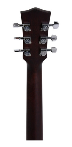 guitarra electroacustica sigma guitars gjm-sge - oddity