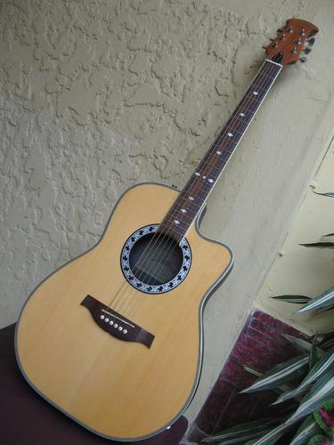 guitarra electroacústica starsun(fibra) eq-7545 drw9829 nsb