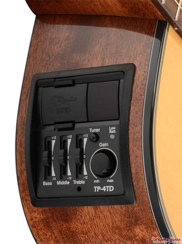 guitarra electroacustica takamine docerola 12 cuerdas gd30ce