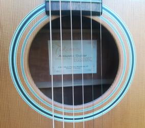 Guitarra Electroacustica Takamine Egs330sc Única, Afinador