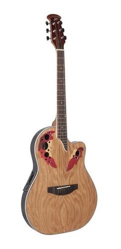 guitarra electroacustica tipo ovation gsw