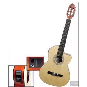 Guitarra Electroacústica Toledo Cuerdas Nylon - Audio Total
