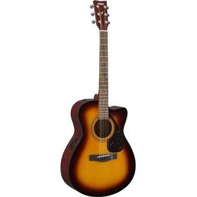 Guitarra Electroacústica Yamaha Fsx315 Cuerdas Acero