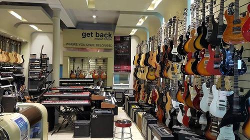 guitarra electrocriolla la alpujarra mod. 85 kec.