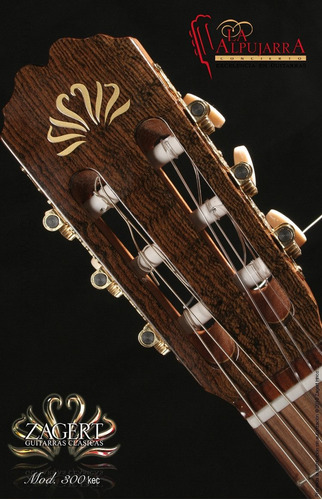 guitarra electrocriolla la alpujarra modelo 300 con fishman