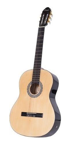 guitarra electrocriolla parquer custom ecualizador con funda