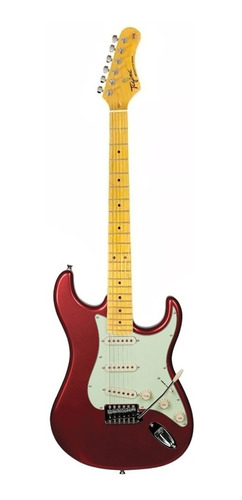 guitarra elétrica tagima tg530 vintage cores strato banda